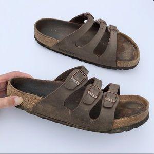 Birkenstock Florida Soft Slide Sandal